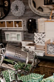 Λαμπτήρας Spotligh στην πώληση Στοκ Φωτογραφία