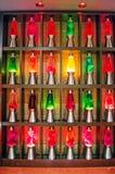 Λαμπτήρες λάβας Στοκ φωτογραφίες με δικαίωμα ελεύθερης χρήσης