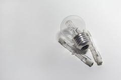 Λαμπτήρες αλόγονου για τον εγχώριο φωτισμό και τα βιομηχανικά επίκεντρα Στοκ Εικόνες