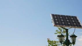 Λαμπτήρες οδών με τις ηλιακές μπαταρίες φιλμ μικρού μήκους