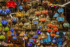 Λαμπτήρες Arabe Στοκ φωτογραφία με δικαίωμα ελεύθερης χρήσης