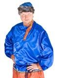 λαογραφία ρωσικά χαρακτήρα στοκ φωτογραφία