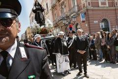 ΛΑΟΓΡΑΦΙΑ ΤΟΥ TARANTO ΠΑΣΧΑ Στοκ φωτογραφία με δικαίωμα ελεύθερης χρήσης