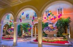 Λας Βέγκας, Μπελάτζιο Στοκ εικόνα με δικαίωμα ελεύθερης χρήσης