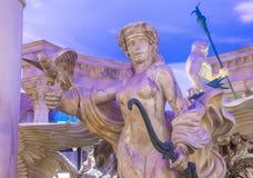 Λας Βέγκας, παλάτι Ceasars Στοκ φωτογραφίες με δικαίωμα ελεύθερης χρήσης