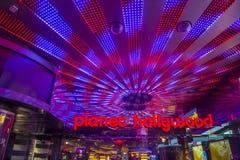 Λας Βέγκας, πλανήτης Hollywood Στοκ Εικόνες