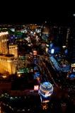 Λας Βέγκας τη νύχτα στοκ εικόνες με δικαίωμα ελεύθερης χρήσης