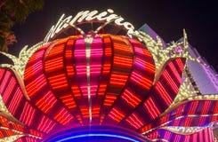 Λας Βέγκας, φλαμίγκο Στοκ Φωτογραφίες