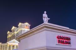 Λας Βέγκας, Caesars Στοκ εικόνα με δικαίωμα ελεύθερης χρήσης