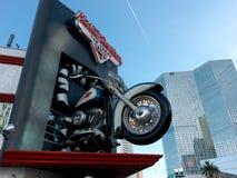 Λας Βέγκας - Harley καφές Davidson †« Στοκ εικόνα με δικαίωμα ελεύθερης χρήσης