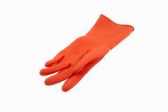 Λαστιχένιο γάντι Στοκ Εικόνες