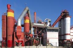 Λαστιχένιο εργοστάσιο στοκ φωτογραφία με δικαίωμα ελεύθερης χρήσης