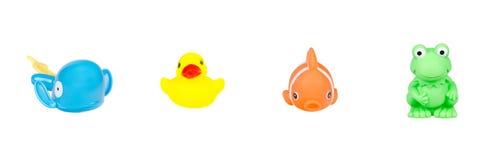 λαστιχένιο ύδωρ παιχνιδιών κολάζ Στοκ φωτογραφία με δικαίωμα ελεύθερης χρήσης