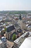λατινικά καθεδρικών ναών Στοκ εικόνα με δικαίωμα ελεύθερης χρήσης