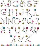 λατινικά λουλουδιών α&lambda Στοκ φωτογραφίες με δικαίωμα ελεύθερης χρήσης