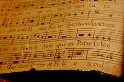 λατινική μουσική εκκλη&sigm στοκ εικόνα με δικαίωμα ελεύθερης χρήσης