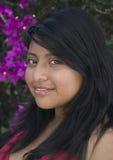 λατινικός όμορφος κοριτ&si Στοκ Εικόνα