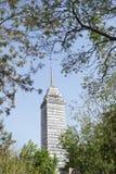 Λατινοαμερικάνικος πύργος στοκ φωτογραφίες