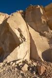Λατομείο πετρών Sillar σε Arequipa Περού Στοκ Εικόνες
