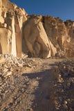 Λατομείο πετρών Sillar σε Arequipa Περού Στοκ φωτογραφίες με δικαίωμα ελεύθερης χρήσης