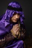 λατρεία προσευχής Στοκ φωτογραφίες με δικαίωμα ελεύθερης χρήσης