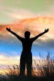 λατρεία στοκ εικόνα