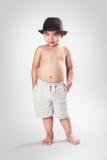 Λατρευτός λίγο ασιατικό αγόρι Στοκ φωτογραφία με δικαίωμα ελεύθερης χρήσης