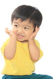 Λατρευτό ασιατικό κατσίκι Στοκ εικόνα με δικαίωμα ελεύθερης χρήσης