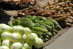 λαχανικά αγοράς Στοκ Εικόνα