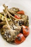 λαχανικά αρνιών στοκ φωτογραφίες