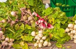 Λαχανικά για την πώληση Στοκ Εικόνα