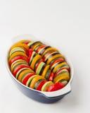Λαχανικά για Ratatouille Στοκ εικόνες με δικαίωμα ελεύθερης χρήσης