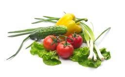 λαχανικά ζωής ακόμα Στοκ Φωτογραφίες