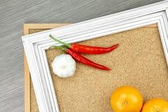 Λαχανικά και χορτάρια στοκ εικόνα