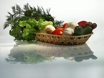 λαχανικά καρπού Στοκ Εικόνα