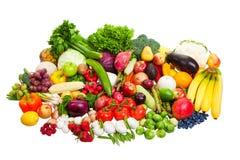 λαχανικά καρπού Στοκ εικόνα με δικαίωμα ελεύθερης χρήσης