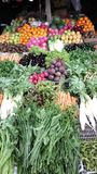 λαχανικά καρπών Στοκ Φωτογραφίες
