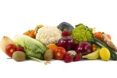 λαχανικά καρπών Στοκ Εικόνα