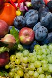 λαχανικά καρπών Στοκ φωτογραφίες με δικαίωμα ελεύθερης χρήσης