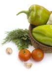 λαχανικά καρυκευμάτων Στοκ φωτογραφία με δικαίωμα ελεύθερης χρήσης