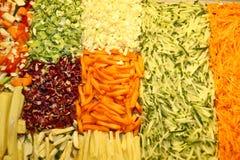 Λαχανικά, κινηματογράφηση σε πρώτο πλάνο Στοκ Φωτογραφία