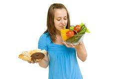 λαχανικά κοριτσιών μπισκό&tau Στοκ εικόνες με δικαίωμα ελεύθερης χρήσης