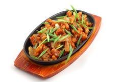 λαχανικά κρέατος Στοκ Εικόνες