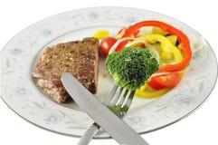 λαχανικά κρέατος Στοκ φωτογραφίες με δικαίωμα ελεύθερης χρήσης