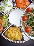 λαχανικά κρέατος Στοκ εικόνα με δικαίωμα ελεύθερης χρήσης