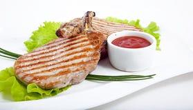 λαχανικά κρέατος Στοκ Φωτογραφία