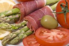 λαχανικά κρέατος Στοκ Φωτογραφίες