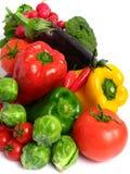 λαχανικά μιγμάτων υγρά Στοκ Εικόνα