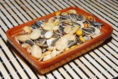 λαχανικά ξηρών καρπών Στοκ φωτογραφία με δικαίωμα ελεύθερης χρήσης
