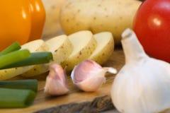 λαχανικά πατατών Στοκ φωτογραφία με δικαίωμα ελεύθερης χρήσης